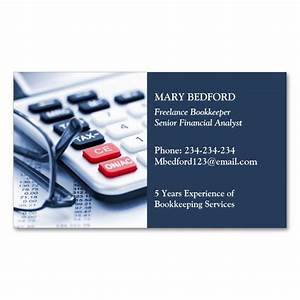 1996 best accountant business cards images on pinterest for Accountant business cards