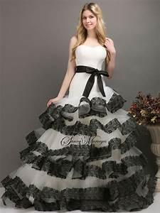 Robe De Mariée Noire : robe de mari e de cr ateur empire noire ~ Dallasstarsshop.com Idées de Décoration