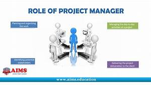 What Is Project Manager  And Project Manager Roles And Responsibilities