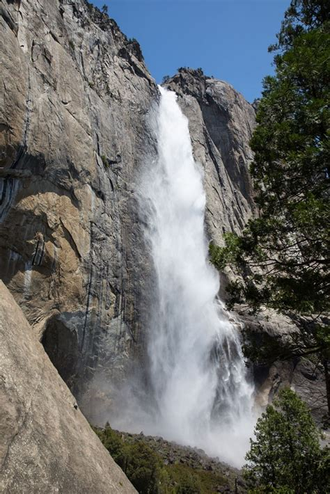 Hiking Upper Yosemite Falls Point Earth
