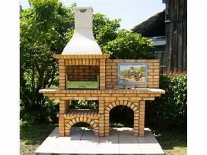 Brique Refractaire Pas Cher : barbecue en brique refractaire romainville 93230 ~ Dallasstarsshop.com Idées de Décoration
