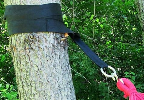 Best Way To Hang A Hammock Between Trees by Best Knots For Hammock Cing How To Hang A Cing Hammock