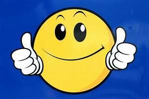 Smiley Face Thumbs Up Cartoon   Clipart Panda - Free ...
