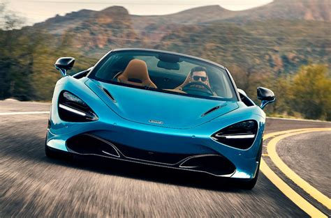 Mclaren 720s Spider 2019 by Mclaren 720s Spider 2019 Review Autocar