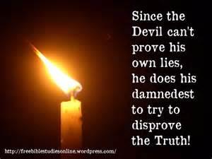 Devil Lies Quotes
