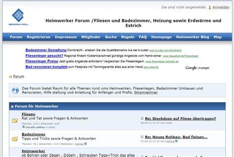 Badezimmer Fliesen Empfehlung by Bauhelfer 24 De 187 Empfehlungen Thema Bauen Und Renovieren