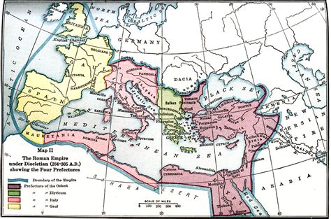 The Roman Empire Under Diocletian