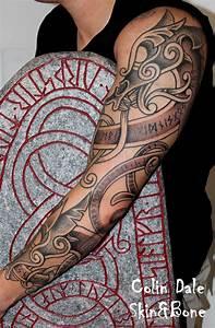 SKiN&BoNE: Artistic Process: Viking Dragons