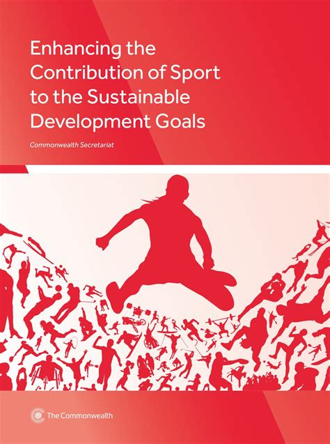 contribution sport sustainable development st chads