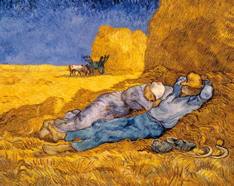 chambre froides gogh oeuvres principales