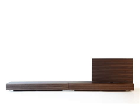 Low TV cabinet MODERN FLAG By Porro design Piero Lissoni