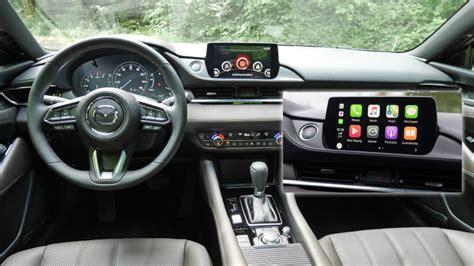 mazda  gains apple carplay android auto  september