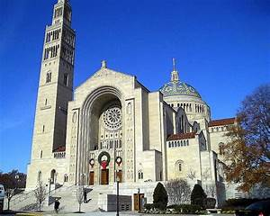 The Basilica of the National Shrine of the Immaculate ...