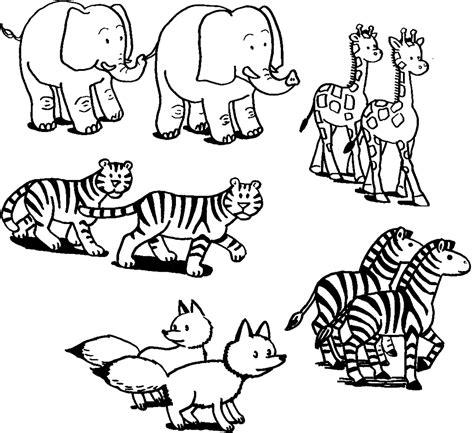 disegni per bambini da colorare animali animali da colorare per bambini 123 colorare disegni