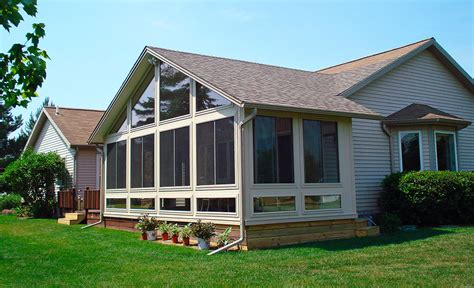 sunroom wi style sunroom additions and construction in wisconsin