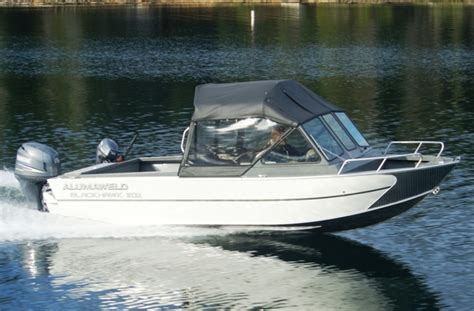 Boat Canopy Cleaning Company by Research 20145 Alumaweld Boats Blackhawk 202 On Iboats