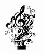 Music Tattoo by...
