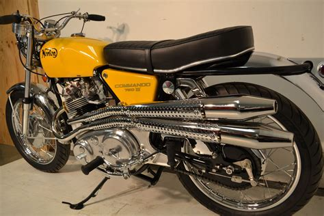 1970 Norton Commando S Type