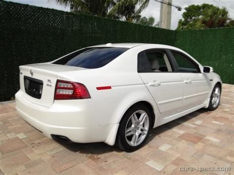 2004 Acura Tl Type S Specs by 2008 Acura Tl Type S Specifications Pictures Prices