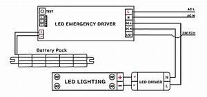 Max 30w Full Power Emergency Led Lights Battery Kit For