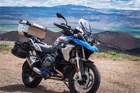 bmw r1200gs rallye an honest motorcycle review the 2018 bmw r1200gs lowered