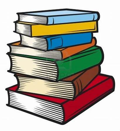 Reading Clipart Books Stack Gift Give Primary