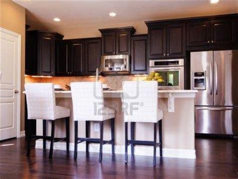 12x14 Kitchen Layout Ideas  Dark Kitchen Cabinets With
