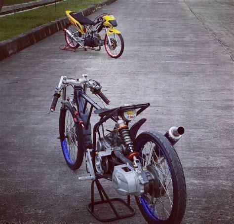 Mio J Modifikasi Racing by Gambar Modifikasi Mio Drag Racing Paling Keren 2017