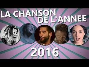Chanson De L Euro 2016 Youtube : la chanson de l 39 ann e 2016 les 10 nomm s youtube ~ Medecine-chirurgie-esthetiques.com Avis de Voitures