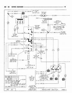 93 Dodge Pickup Wiring Dirg