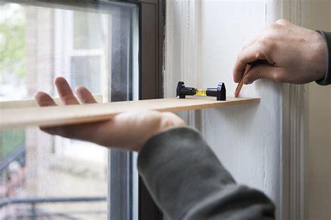 wood shelf brackets floating wood shelf diy floating window shelves design sponge