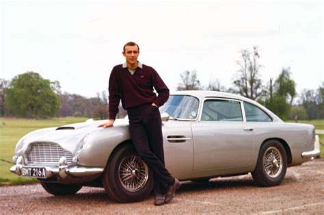 List Of Cars From James Bond Movies