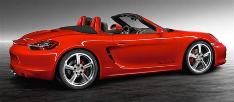 Exclusive: Guards Red Porsche Boxster S