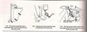 1991 Mazda B2200 Fuel Pump Fuse Location  1991  Free
