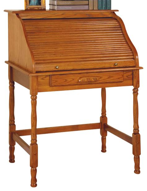 coaster palmetto small roll top desk traditional desks and hutches other by