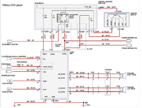 Ford Radio Wiring Diagram Free