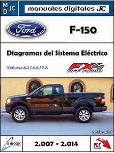 Manual Diagramas Sistema Electrico Ford F150 Fx4 2007-2014