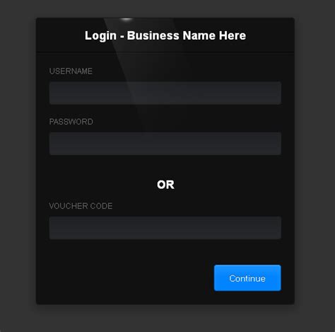 download template prtl pfsense tutorial free captive portal login templates