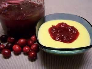 cuisiner des airelles compote d airelles cranberries plat du jour recettes