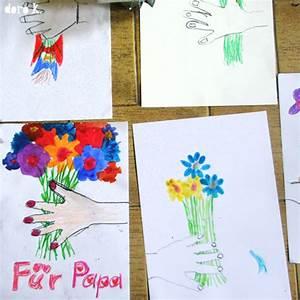 Malen Mit Kindern : eine handvoll blumen malen malen mit kindern ~ Orissabook.com Haus und Dekorationen