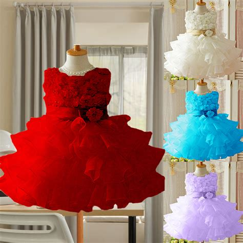 2015 new year baby girl dresses eudora dress with bow unique and 2015 new dress high grade 1 year birthday baby girl