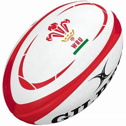 Ball Wales Replica Rugby Gilbert