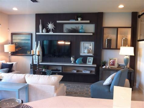 tv accent wall add an accent color in a large area behind the tv but maybe not the whole wall shelves on