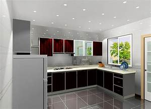 simple kitchen cabinet design Winda 7 Furniture