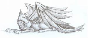 wings of the wolf by darth-squishy on DeviantArt