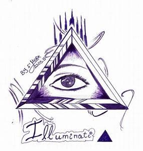 Illuminati - Triangle and Eye by Markth23 on DeviantArt