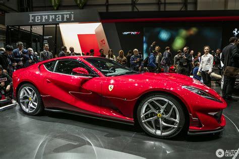 Shop ferrari 812 superfast vehicles for sale at cars.com. Geneva 2017: Ferrari 812 Superfast