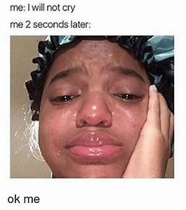 Funny Crying Memes of 2017 on SIZZLE | Cry