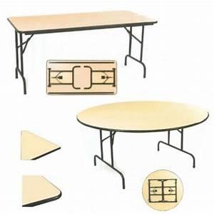 Table Demi Lune Pliante : tables pliables comparez les prix pour professionnels sur page 1 ~ Dode.kayakingforconservation.com Idées de Décoration