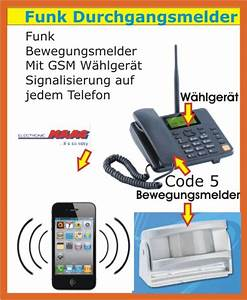 Wie Funktioniert Bewegungsmelder : funk bewegungsmelder durchgangsmelder mit signalisierung am handy ladenglocke ~ Markanthonyermac.com Haus und Dekorationen